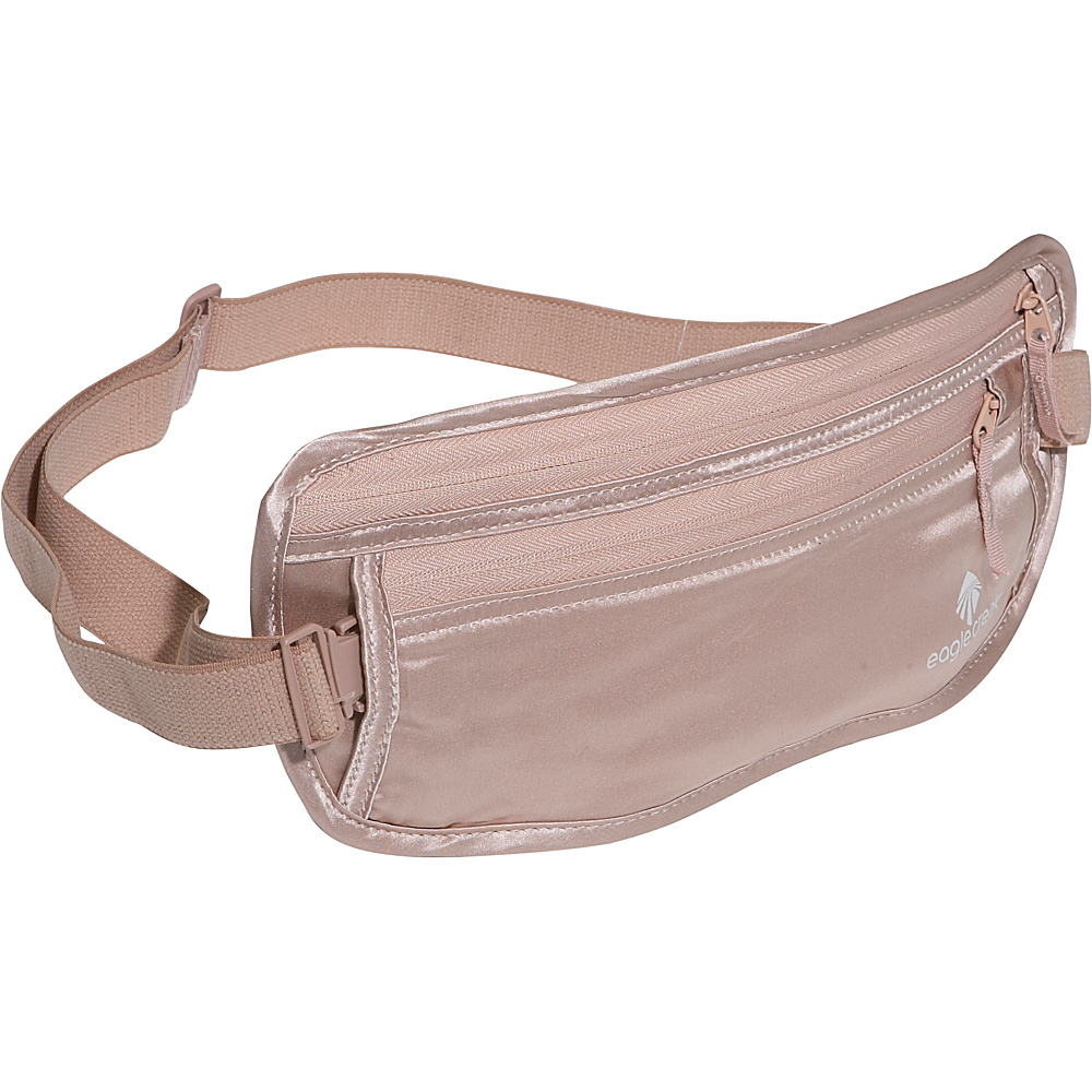 Eagle Creek Silk Undercover Money Belt - Rose - Travel Accessories, Travel Wallets
