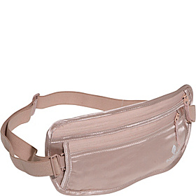 Silk Undercover Money Belt Rose