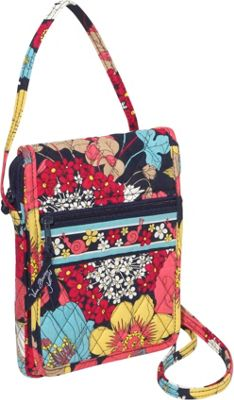 Vera Bradley Mini Hipster - Happy Snails