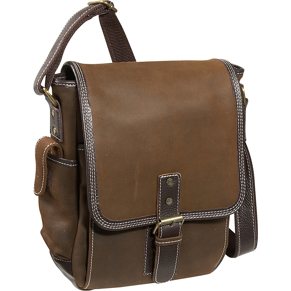 Bellino The Outback Sling iPad / Netbook Messenger - Work Bags & Briefcases, Messenger Bags