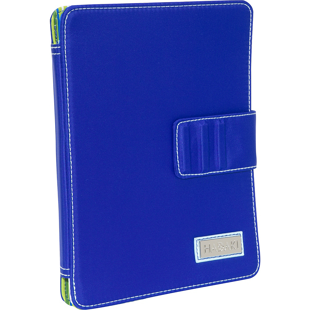 Hadaki iPad 2 Wrap - Cobalt w Aqua - Technology, Electronic Cases