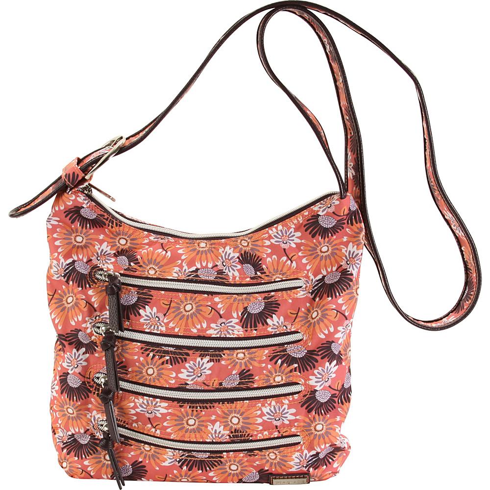 Hadaki Millipede Tote Daisies - Hadaki Fabric Handbags - Handbags, Fabric Handbags
