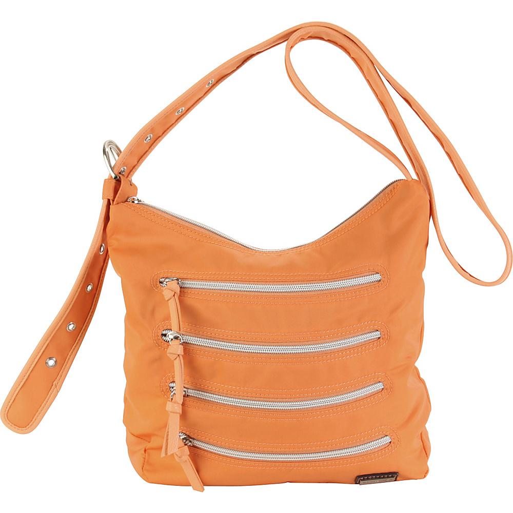 Hadaki Millipede Tote Melon Solid - Hadaki Fabric Handbags - Handbags, Fabric Handbags