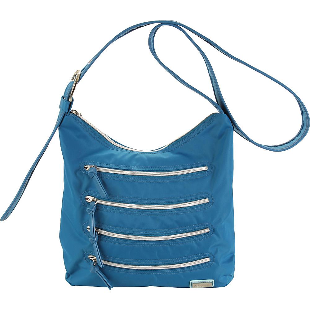 Hadaki Millipede Tote Ocean Solid - Hadaki Fabric Handbags - Handbags, Fabric Handbags