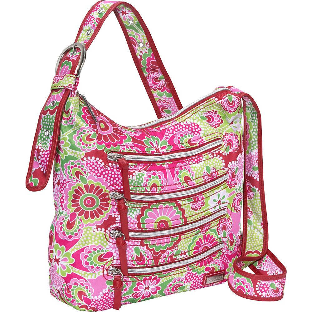 Hadaki Millipede Tote - Tote - Handbags, Fabric Handbags