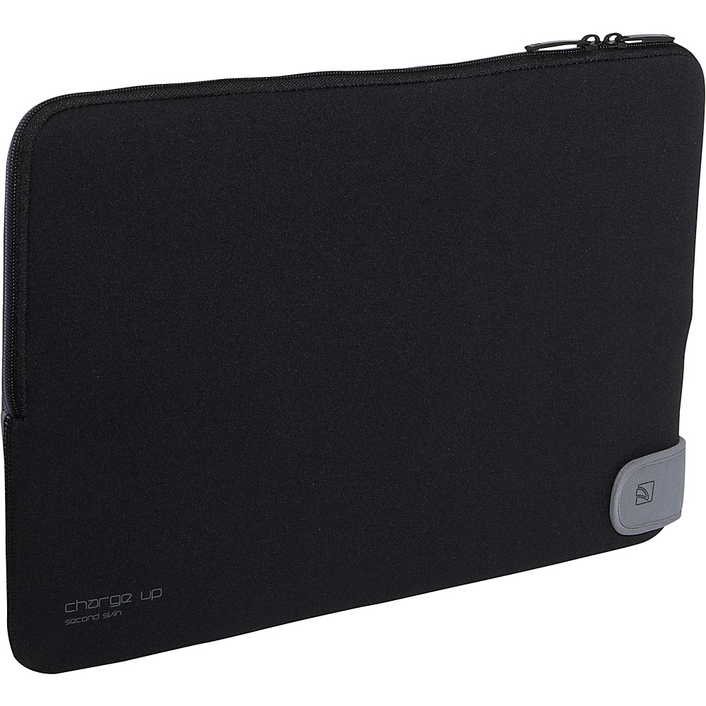 Tucano Charge Up Folder for 17 MacBook Pro Black
