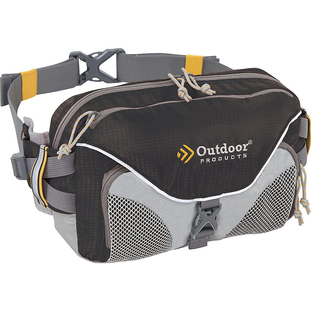 Outdoor Products Roadrunner Waist Pack - Black - Backpacks, Waist Packs