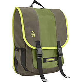 Swig Laptop Backpack Peat Green/Algae Green/Peat Green