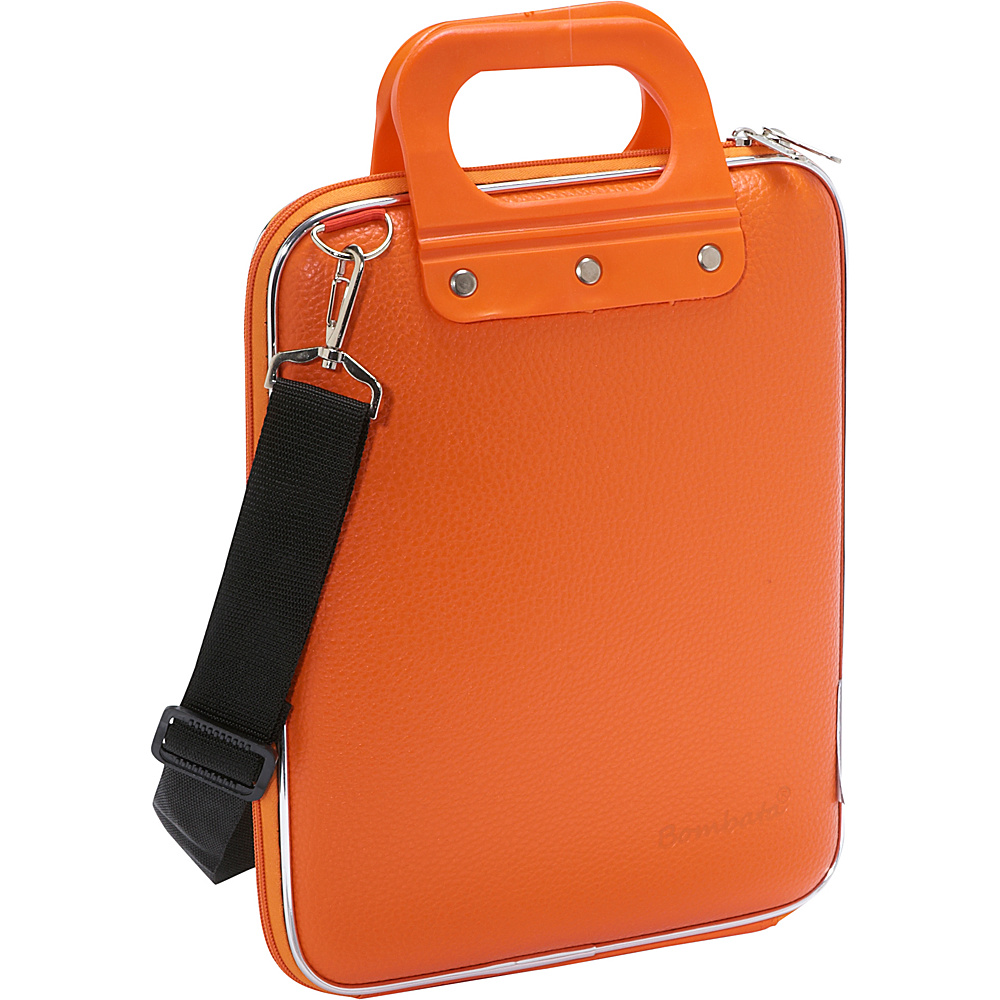 Bombata Micro iPad Briefcase Orange