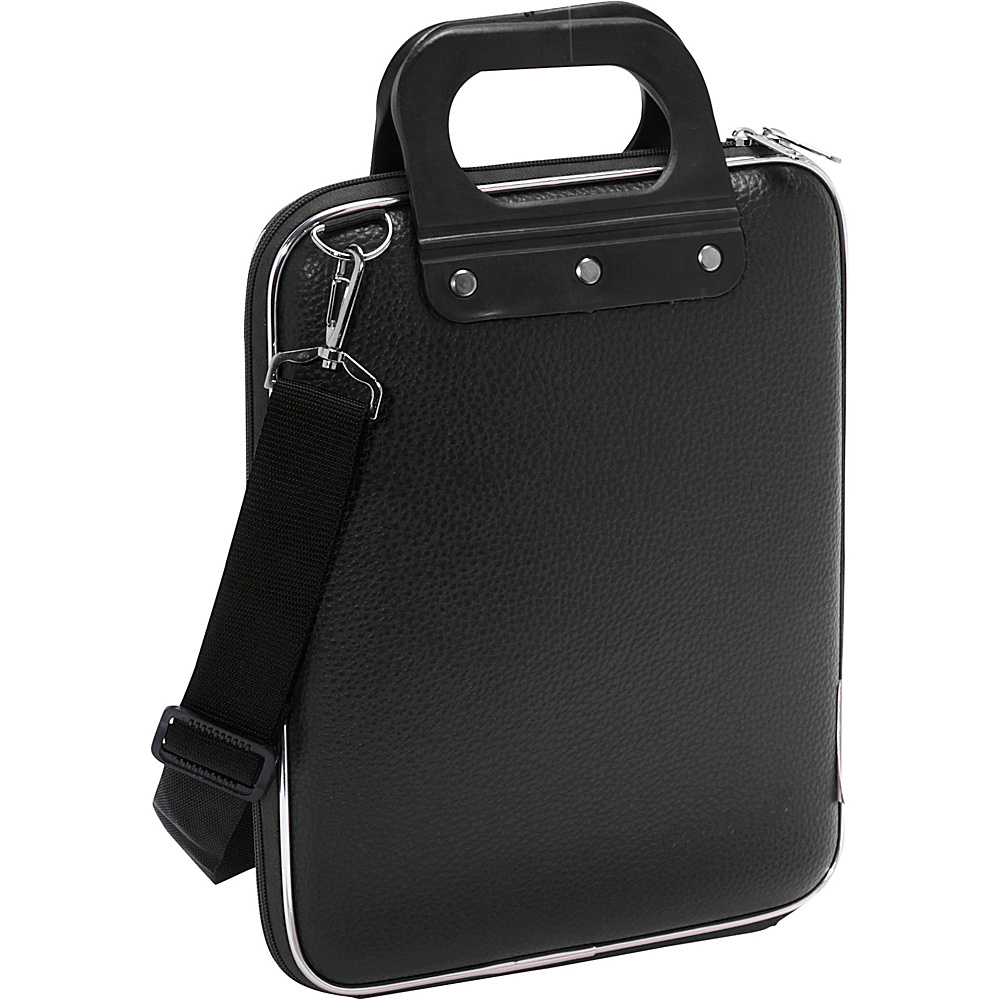 Bombata Micro Tablet Briefcase Black Bombata Non Wheeled Business Cases