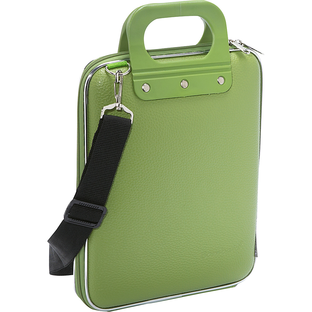 Bombata Micro iPad Briefcase Green