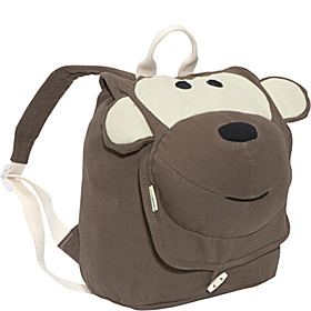 EcoZoo Kid's Backpack Monkey