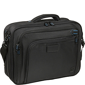 Executive Pro Checkpoint Friendly Computer Brief Black