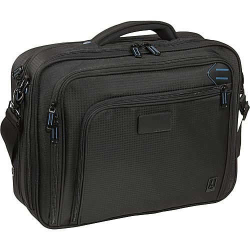 Travelpro Executive Pro Checkpoint Friendly Computer Brief Black - Travelpro Non-Wheeled Computer Cases