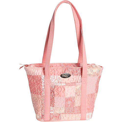 Donna Sharp Leah Tote, Pink Passion - Tote