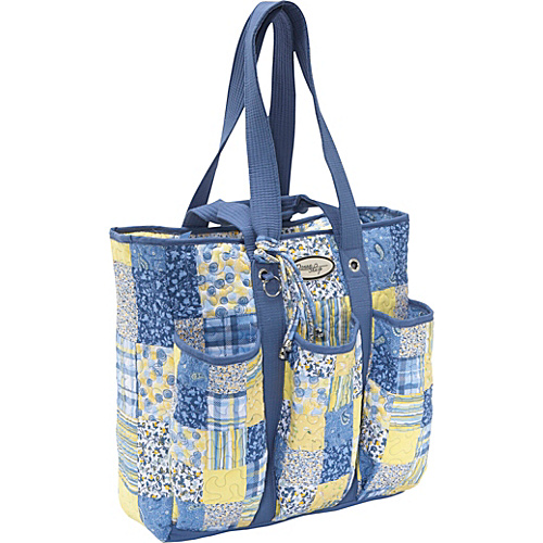 Donna Sharp Utility Bag, Heather Patch - Tote