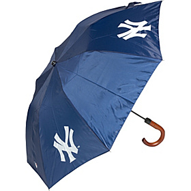 New York Yankees Umbrella Navy