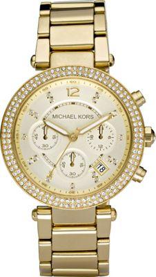 Michael Kors Watches Parker - Gold