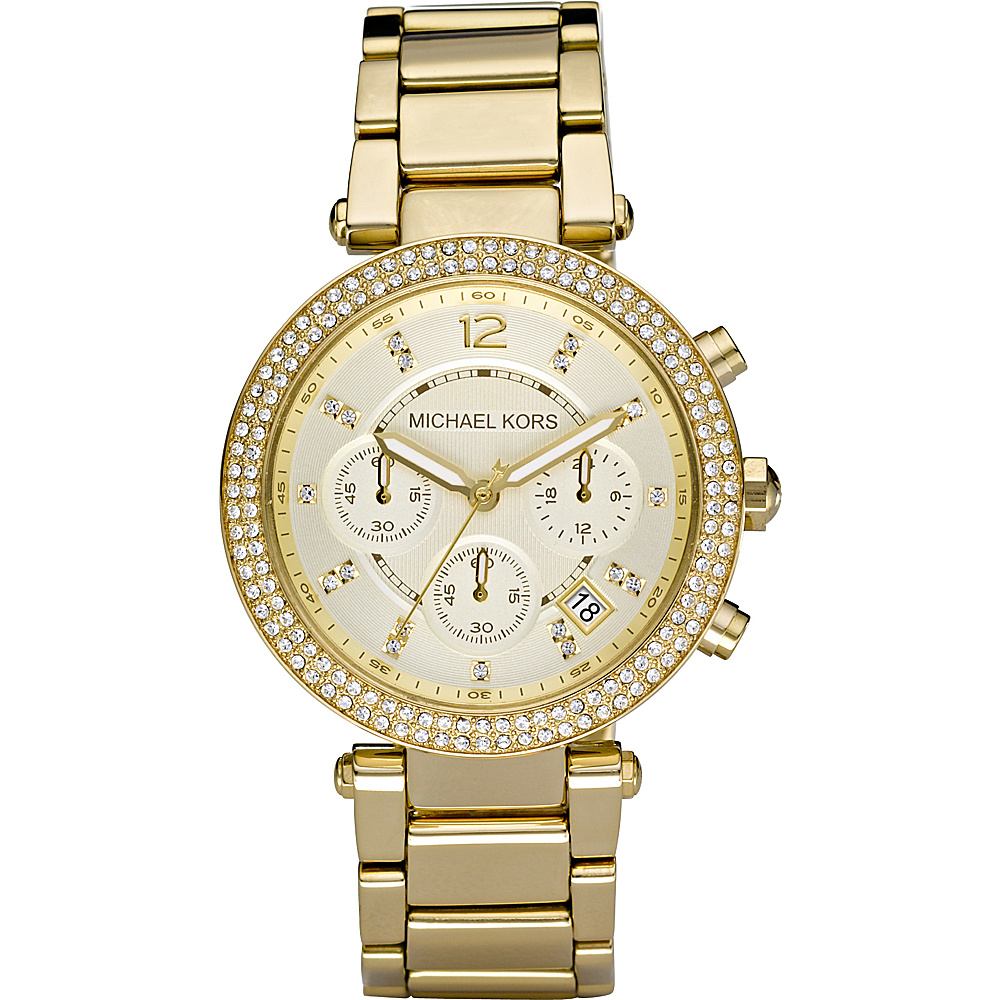 Michael Kors Watches Parker Gold