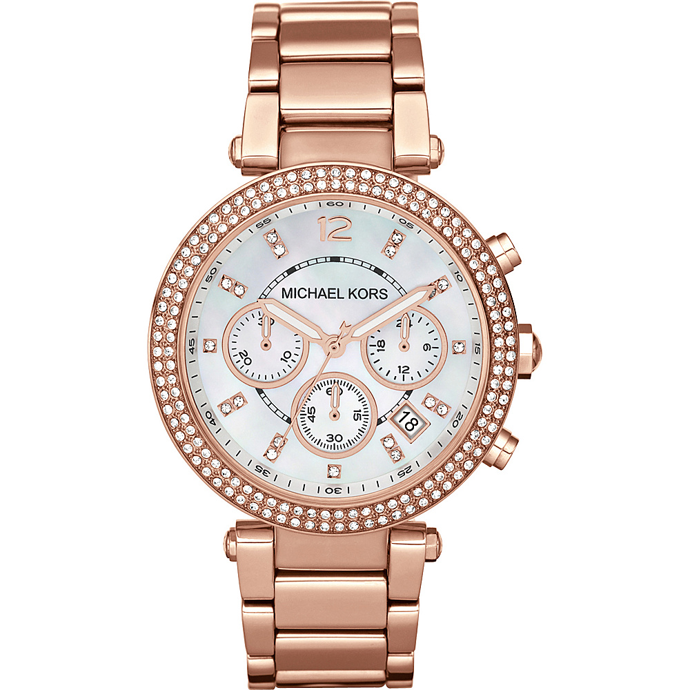 Michael Kors Watches Parker Watch Rose Gold Michael Kors Watches Watches