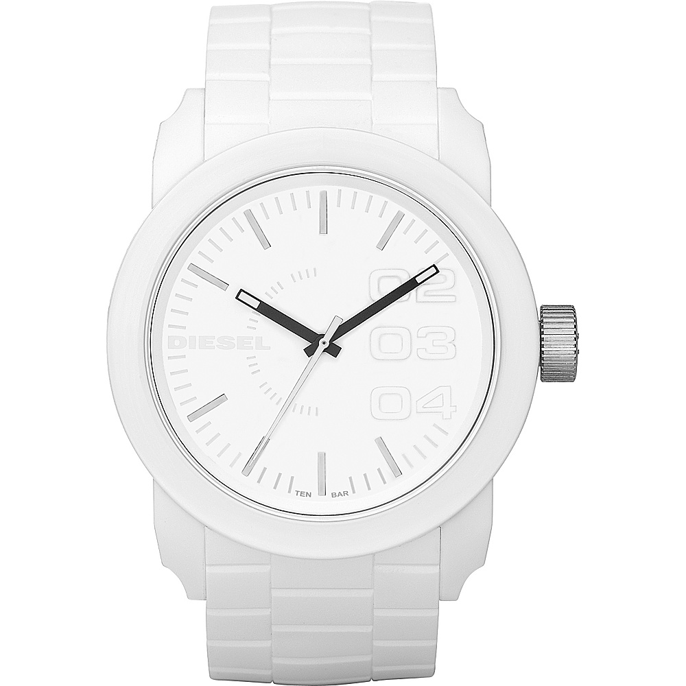 Diesel Watches Color Domination White