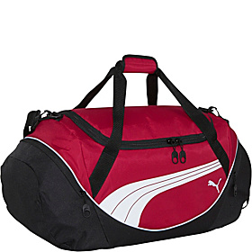 Teamsport Formation Duffel (Medium 24'') BURGANDY