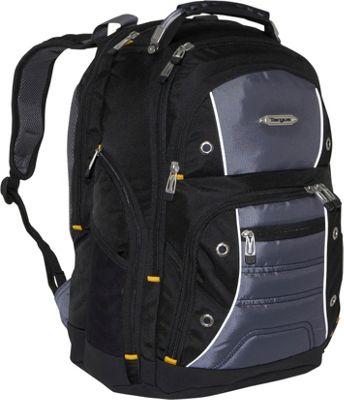 Targus Drifter II 16 Laptop Backpack Black/Grey