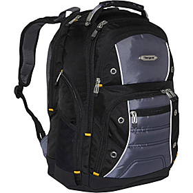 "Drifter II 16"" Laptop Backpack Black/Grey"