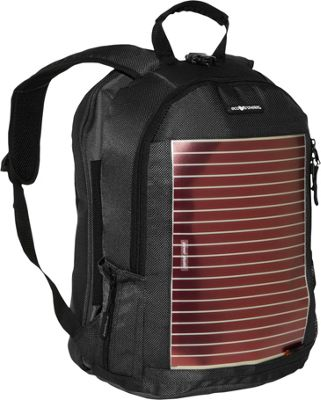 Eco Traveler 18 inch Checkpoint Friendly Solar Backpack