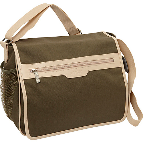 Sachi Insulated Lunch Bags Style 49 Messenger Lunch