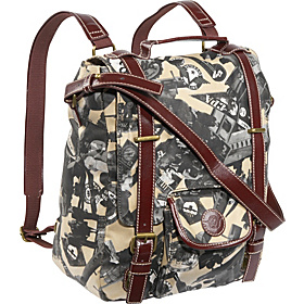 Going Places Backpack Sand