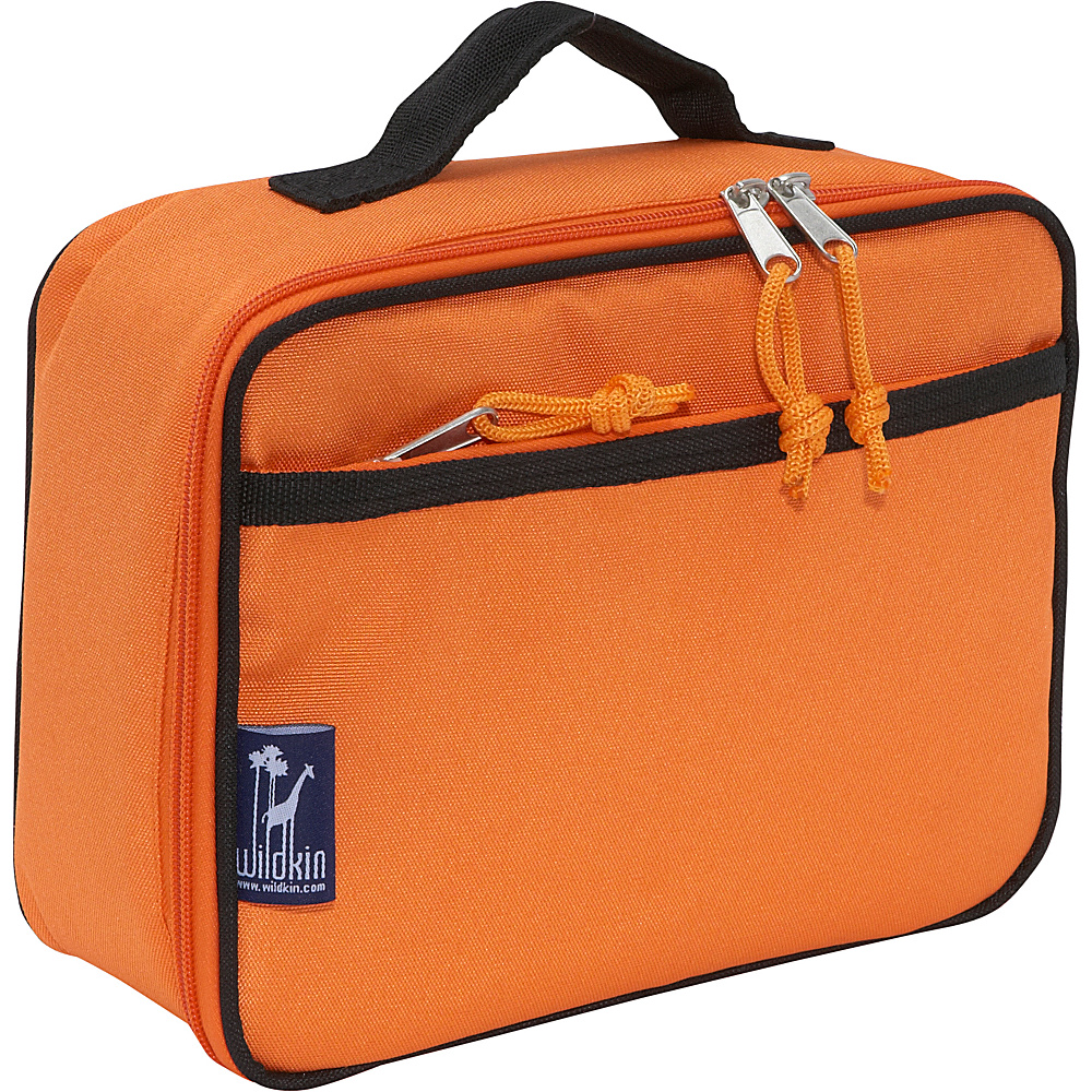 Wildkin Navel Orange Lunch Box - Navel Orange - Travel Accessories, Travel Coolers