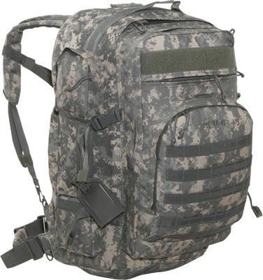 SOC Gear Long Range - 1000 Denier Cordura - Army
