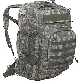 Long Range - 1000 Denier Cordura Army Camoflage Pattern