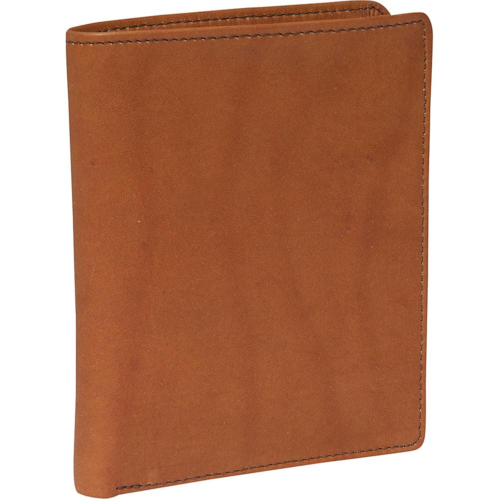 Derek Alexander Billfold show card - Tan - Work Bags & Briefcases, Men's Wallets
