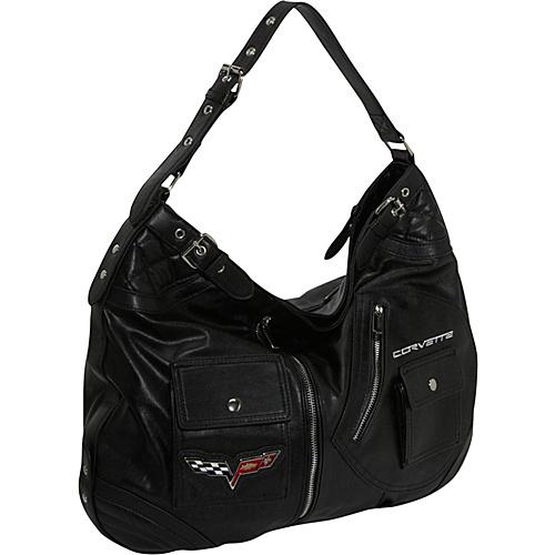Ashley M Corvette C6 Series Hobo Bag - Shoulder Bag