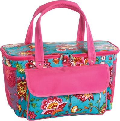 Picnic Plus Avanti Picnic Cooler Madeline Turquoise - Picnic Plus Outdoor Coolers