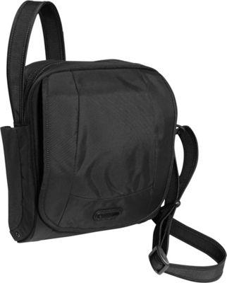 Pacsafe Metrosafe Shoulder Bag Black 84