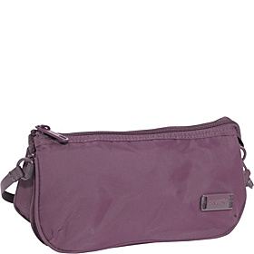 Citysafe 75 GII Anti-Theft Purse Plum