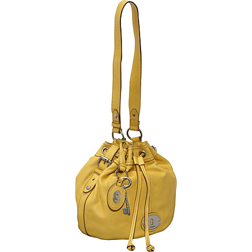 Fossil Maddox Drawstring - Yellow