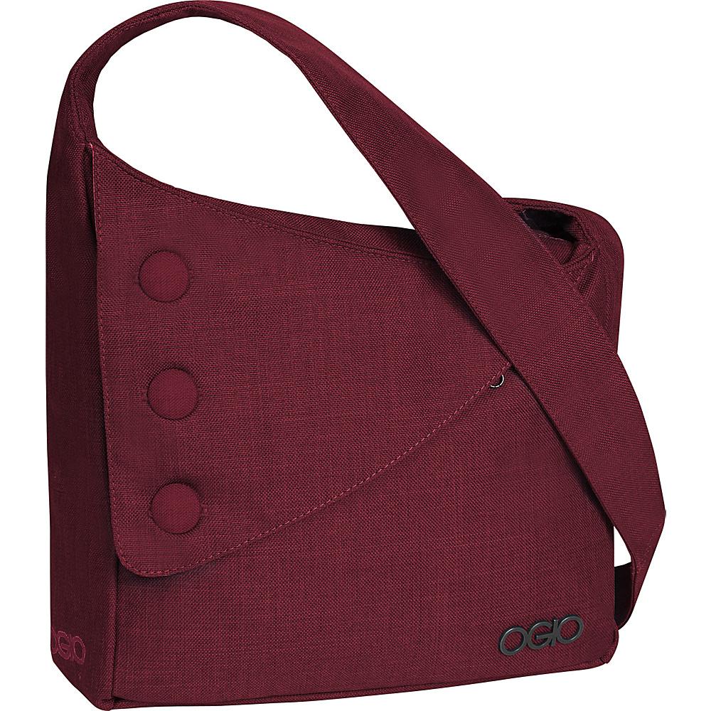 OGIO Brooklyn Shoulder Bag Wine OGIO Messenger Bags