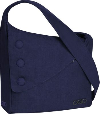 OGIO OGIO Brooklyn Shoulder Bag Peacoat - OGIO Messenger Bags