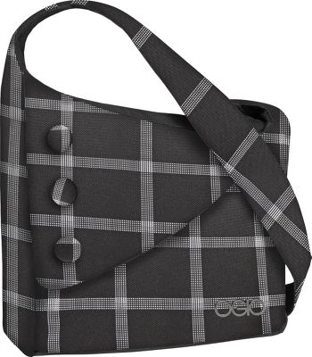 OGIO Brooklyn Shoulder Bag Windowpane - OGIO Messenger Bags
