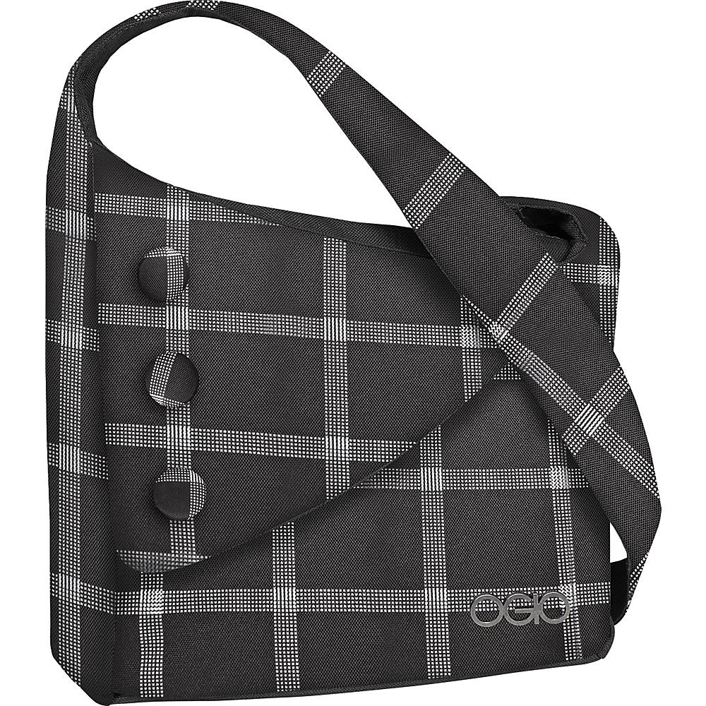 OGIO Brooklyn Shoulder Bag Windowpane OGIO Messenger Bags