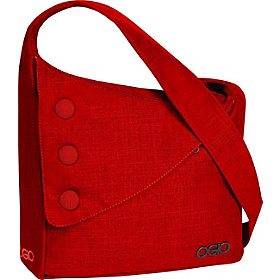 Brooklyn Purse for iPad / Tablet Red