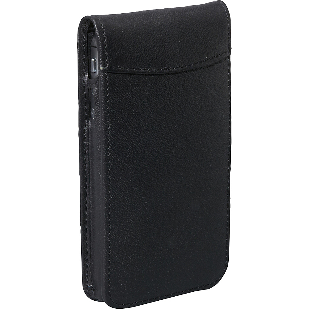 Bellino Leather iPhone Case - Black - Technology, Electronic Cases