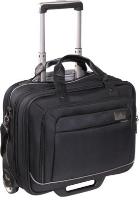 Eagle Creek Ease Wheeled Briefcase - Black