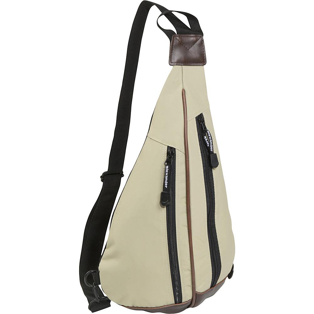 Derek Alexander Cross Shoulder Body Bag - Backpack Handbags - Handbags, Fabric Handbags
