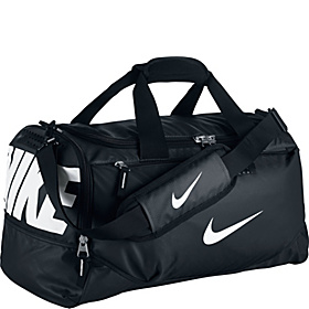 Team Training Small Duffel Black/Black/White