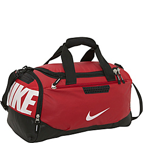 Team Training Small Duffel Varsity Red/Black/White